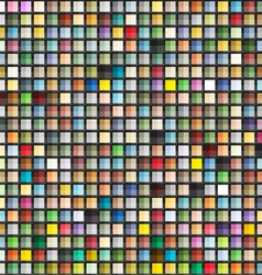 Abstract geometric seamless background of color bl vector image
