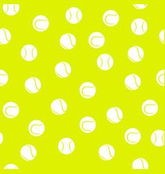 tennis13 vector image