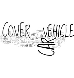 Benefits of car covers how can they protect your vector