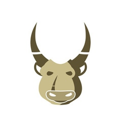 Indian-Bull-380x400 vector image