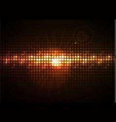 Abstrat lighting background vector