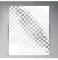 Beautiful Flyer vector image