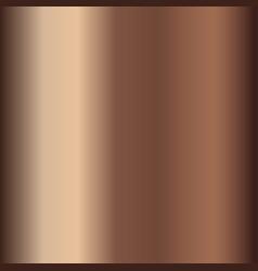 bronze gradient for backgrounds vector image