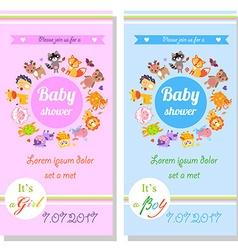 BabyShow vector image