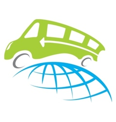 Bus travel vector