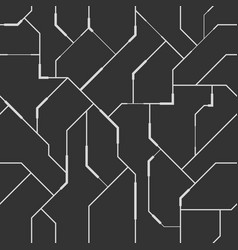 Background in high tech style abstract vector