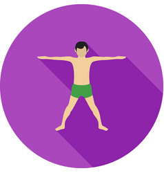 Extended pose vector