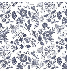 Floral print vector