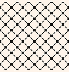 Geometric grid seamless pattern diagonal grid vector