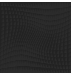 Abstract black background template vector image
