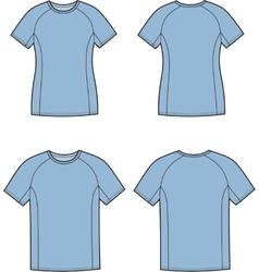 Sport t-shirt vector