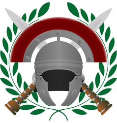 roman glory vector image vector image