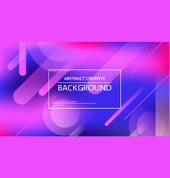 Gradient backdrop with abstract lines vector