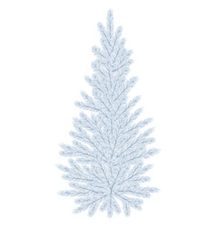 New Year Tree5 vector image