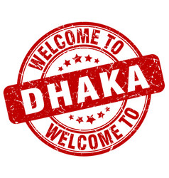 Welcome to dhaka vector