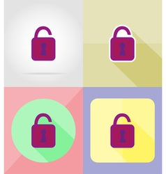 Service flat icons 12 vector