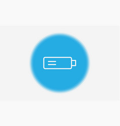 flash drive icon sign symbol vector image