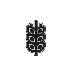 gluten free icon gluten free symbol - healthy vector image
