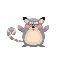 Lemur Funny vector