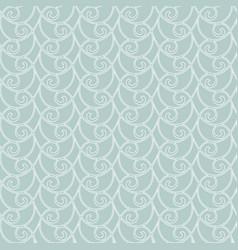 Seamless geometric background vector