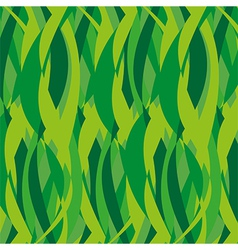background of green plants vector image