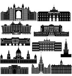Architecture-2 vector image