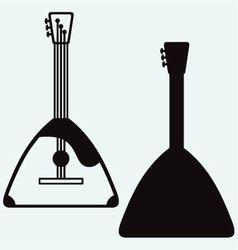 Balalaika vector image