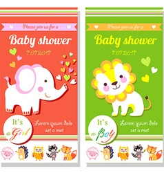 BabyShow3 vector image