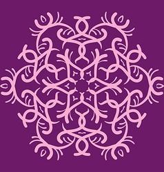 Mandala Ornamental Design vector image