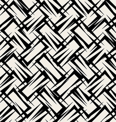 seamless pattern Modern stylish texture geometric vector image
