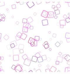 Repeating abstract square background pattern - vector