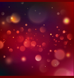 Purple bokeh abstract background eps 10 vector