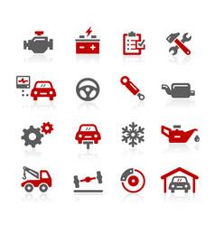 Auto repairs vector