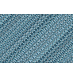 Hypnotic wave seamless background vector