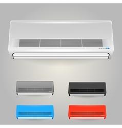 Conditioners vector