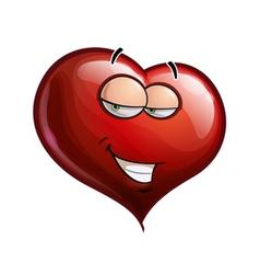 Heart Faces Hey Sweetie vector