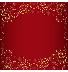 holiday background and banner vector image