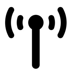 Hotspot icon vector