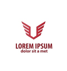 Ship Logo Sign vector