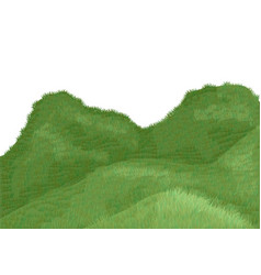 Green field vector