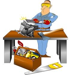 super toolbox vector image