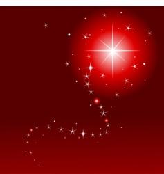stardust vector image