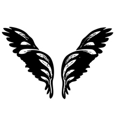 Wing 1 vector