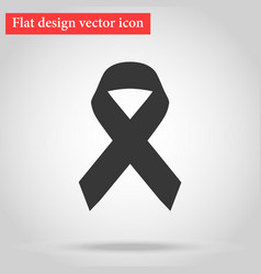 Feed icon flat symbol of solidarity and support vector