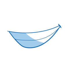 lips female mouth cartoon image icon vector image