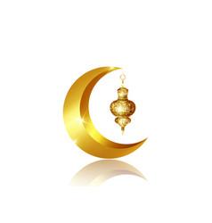 Ramadan mubarak background kareem card vector