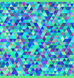 Triangular geometric shapes vector