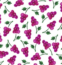 Watercolor seamless pattern vector