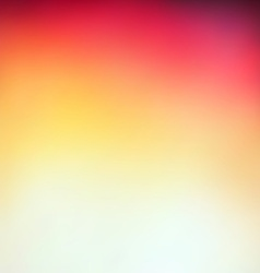 Abstract colorful blur background vector