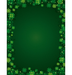 Background for St Patricks Day vector